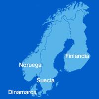 Circuitos por Escandinavia Suecia Noruega Dinamarca y Finlandia