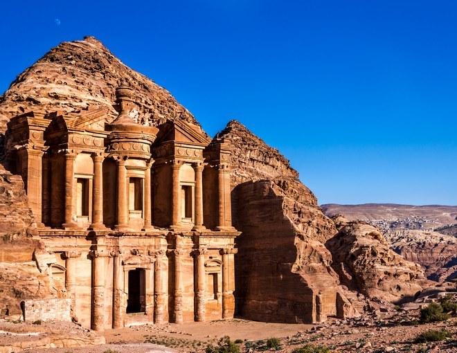 Circuito Jordania : Maravillas de jordania