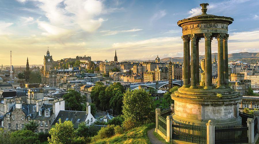 Edimburgo turismo en una ciudad medieval declarada for Mas edimburgo