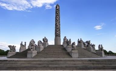 europa statue oslo