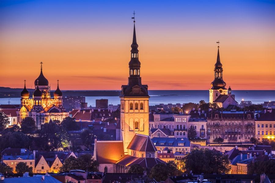 Resultado de imagen de tallin estonia